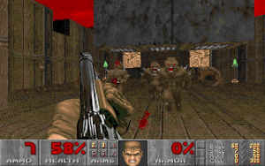Førstepersons skytespill (Doom)